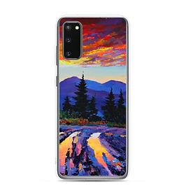 """Samsung Case """"Evening 3"""" by Gudzart"""
