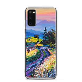 """Samsung Case """"Quiet Evening"""" by Gudzart"""
