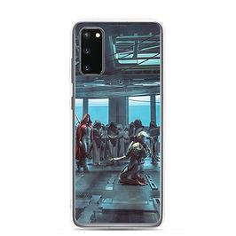 "Samsung Case ""Let Us Begin"" by thebakaarts"