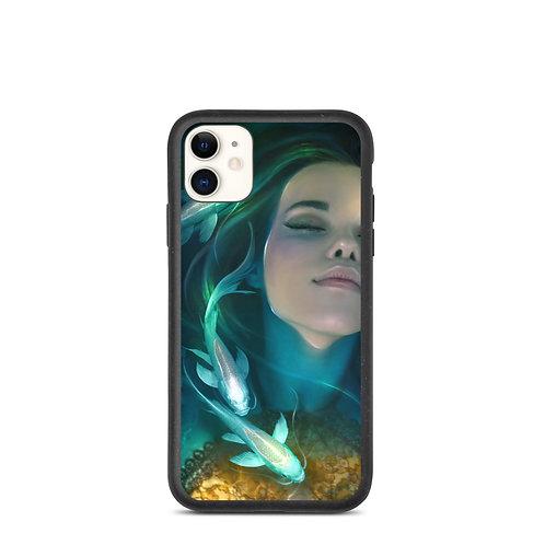 """iPhone case """"Water Dreams"""" by ElenaDudina"""