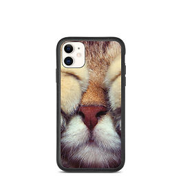 "iPhone case ""Shy"" by ElenaDudina"