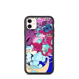 """iPhone case """"Lost in Wonder"""" by MoxxiMonroe"""