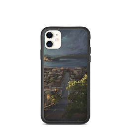 """iPhone case """"Alcatraz"""" by chateaugrief"""