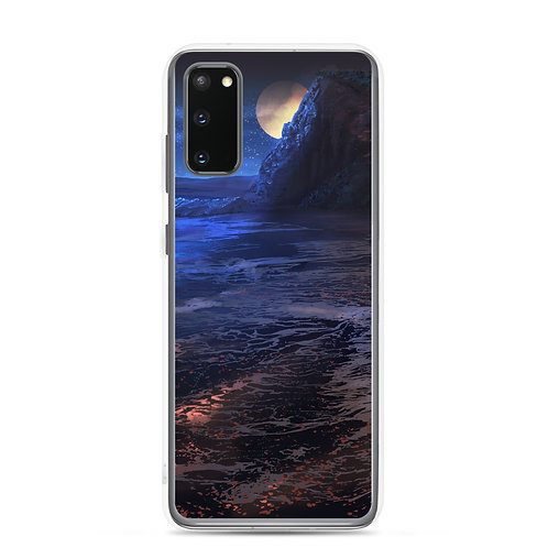 """Samsung Case """"Sculptured Beach"""" by chateaugrief"""