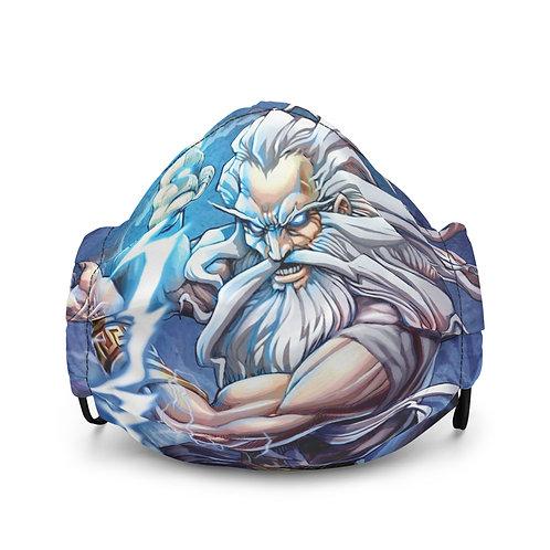 """Mask """"Zeus"""" by el-grimlock"""