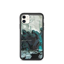 """iPhone case """"The Nine by Anatofinnstark"""