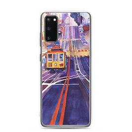 "Samsung Case ""San Francisco"" by Takmaj"