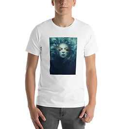 """T-Shirt """"Oil"""" by Escume"""