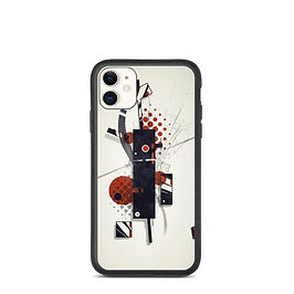 """iPhone case """"Robot"""" by remiismeltingdots"""