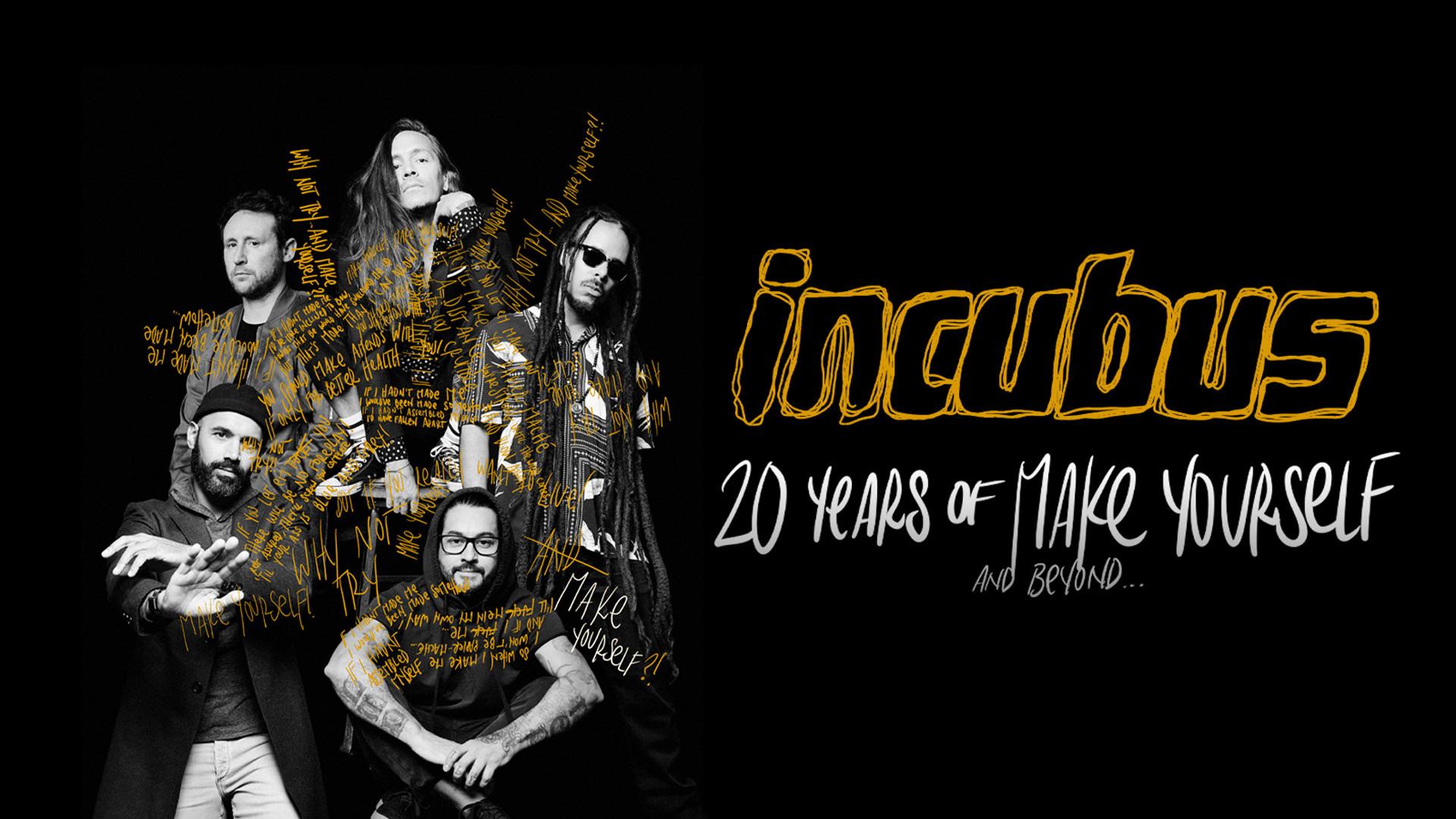 Incubus Tour Dates 2020 Home   Incubus