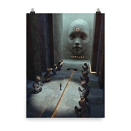 "Poster ""Judgement"" by thebakaarts"
