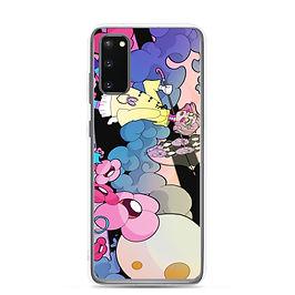 "Samsung Case ""Moonlight Walk"" by MoxxiMonroe"