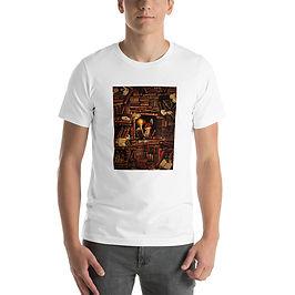 """T-Shirt """"Media Overkill"""" by Culpeo-Fox"""