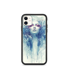 """iPhone case """"Oil"""" by Escume"""