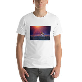 "T-Shirt ""Paradiso"" by phatpuppyart-studios"