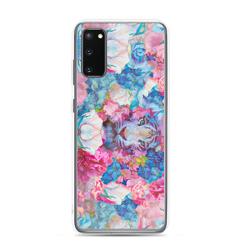 "Samsung Case ""Wild Springtime"" by phatpuppyart-studios"