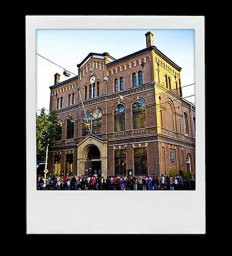 Paradisio Polaroid photo