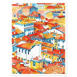 """Stickers """"Verona"""" by Takmaj"""