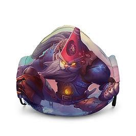 "Mask ""Gnomish Ancient Guardian"" by DasGnomo"