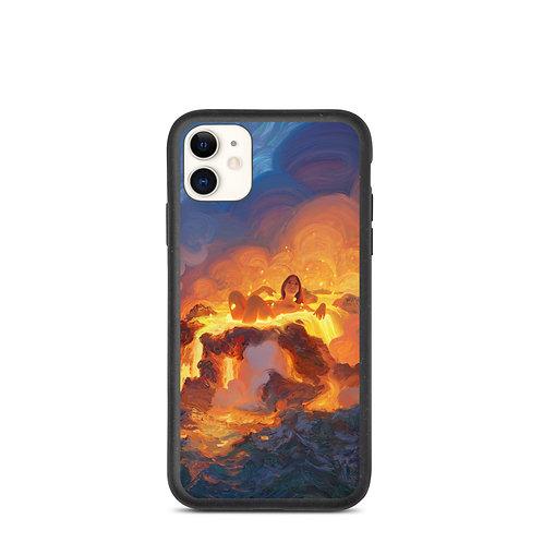 """iPhone case """"Hot Bath"""" by RHADS"""