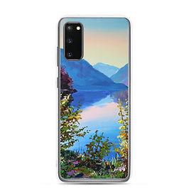"""Samsung Case """"Calm"""" by Gudzart"""