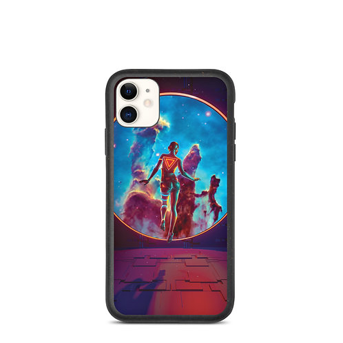 """iPhone case """"Destination Gravity"""" by thebakaarts"""