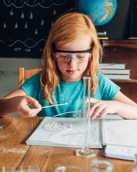 Girl science