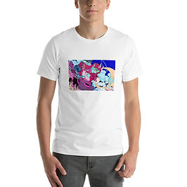 """T-Shirt """"Lost in Wonder"""" by MoxxiMonroe"""