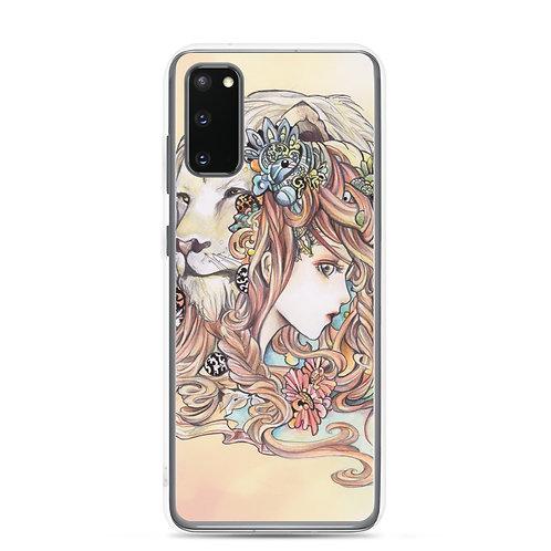 "Samsung Case ""Leo"" by Hellobaby"