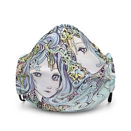 """Mask """"Gemini"""" by Hellobaby"""