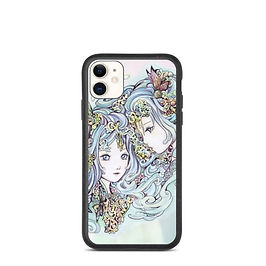 """iPhone case """"Gemini"""" by Hellobaby"""
