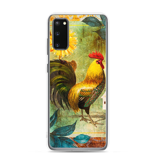 "Samsung Case ""Farm Days"" by phatpuppyart-studios"