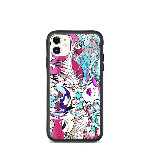 """iPhone case """"Untitled"""" by MoxxiMonroe"""