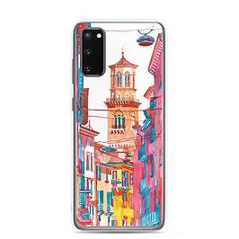 "Samsung Case ""Verona Street"" by Takmaj"