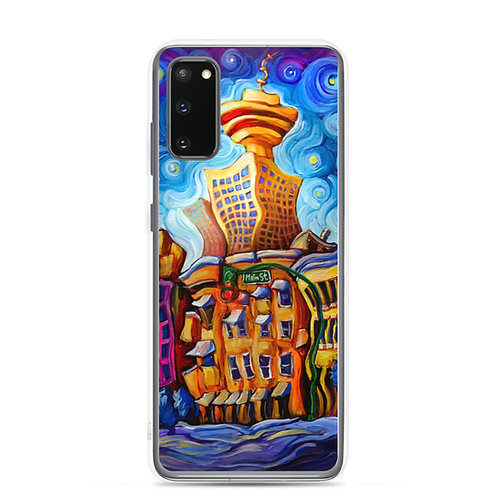 """Samsung Case """"Alexander and Main"""" by LauraZee"""