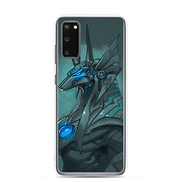"Samsung Case ""Anubis"" by el-grimlock"