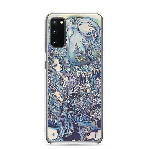 """Samsung Case """"Peacock"""" by Hellobaby"""