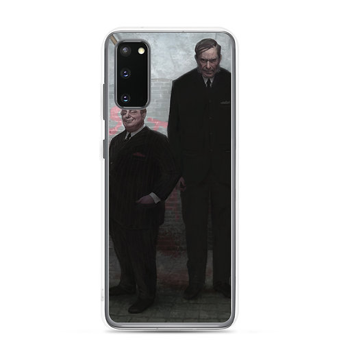 """Samsung Case """"The Old Firm"""" by JeffLeeJohnson"""