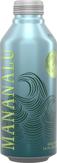 Mananalu purified canned drinking water