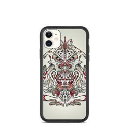 """iPhone case """"monkebprintpres"""" by remiismeltingdots"""
