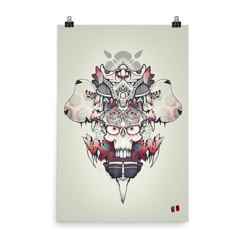 "Poster ""anibalvecprint"" by remiismeltingdots"