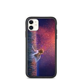 "iPhone case ""Paradiso"" by phatpuppyart-studios"