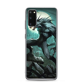 "Samsung Case ""Werewolf"" by el-grimlock"