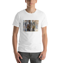 """T-Shirt """"Koin Cathedral"""" by Takmaj"""