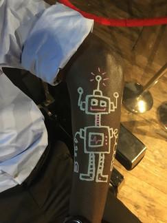 Tattly handdrawn tattoos event