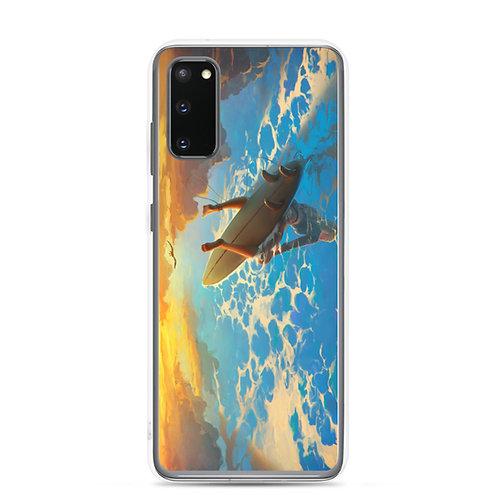 "Samsung Case ""beautiful-world"" by RHADS"