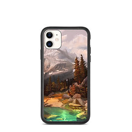"""iPhone case """"Sonora Pass"""" by chateaugrief"""