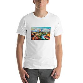 """T-Shirt """"Calgary Horizon"""" by LauraZee"""