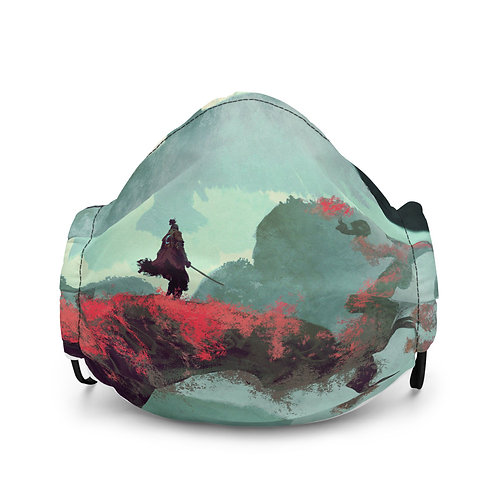 "Mask ""Sekiro"" by Anatofinnstark"