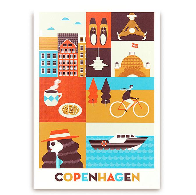 Lagom Postcards